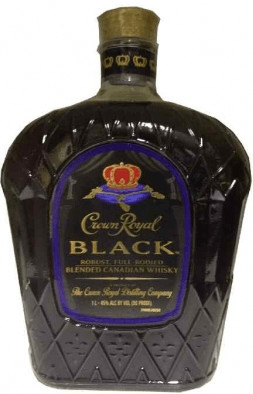 Crown Royal Black Whisky 1l 45%