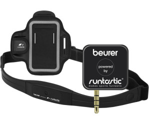 Beurer PM200+ Heart Rate and GPS Runner's Kit for Smartphones