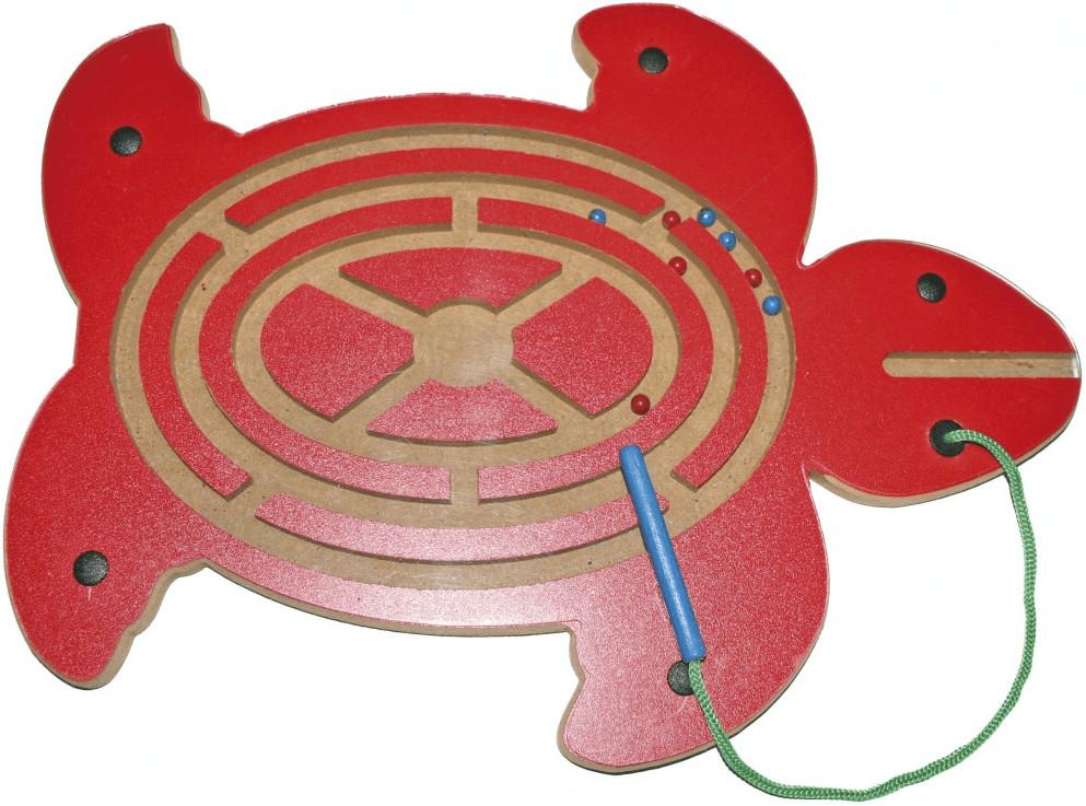 Eduplay Magnetspiel Schildkröte