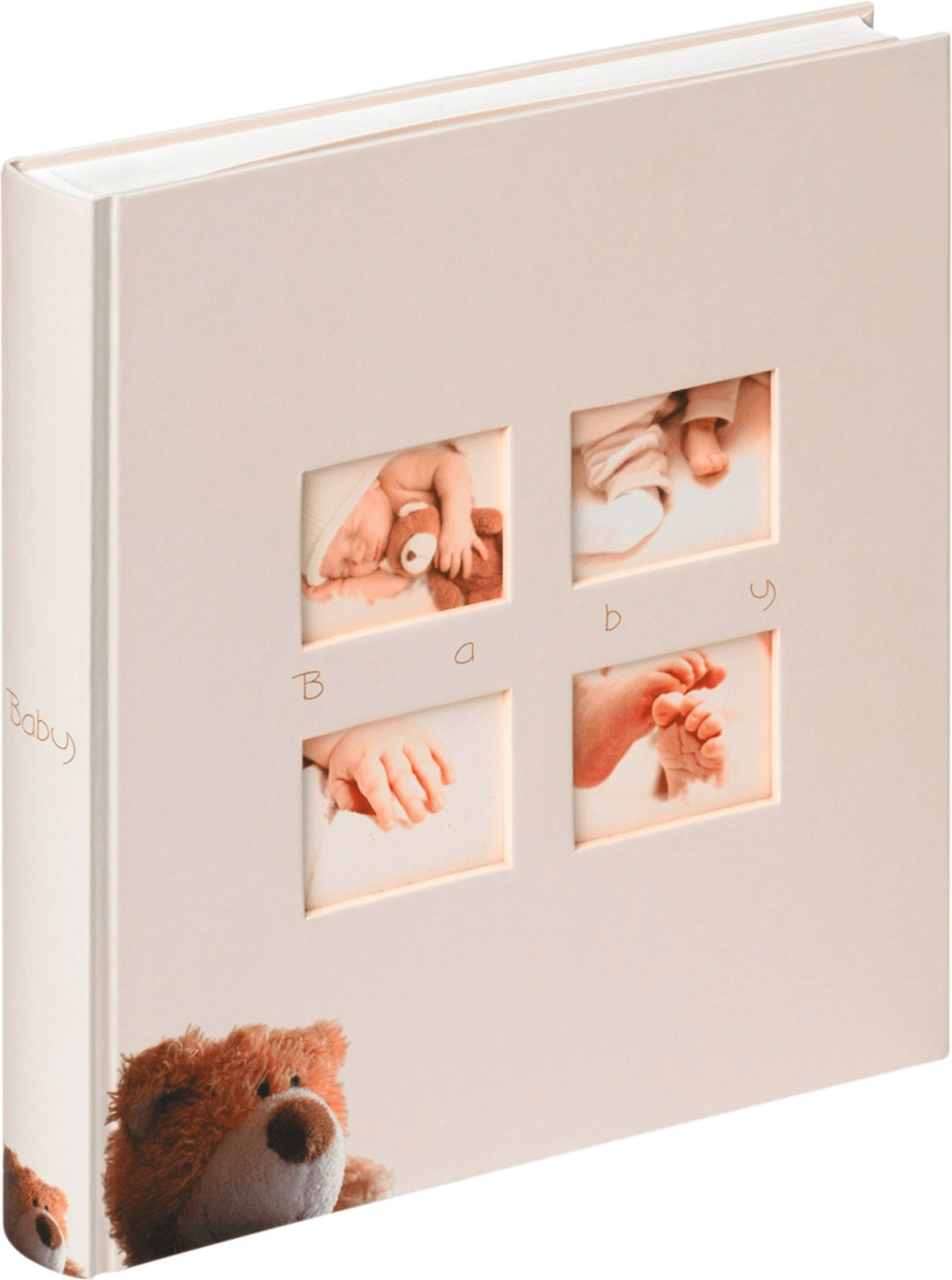walther design Baby-Album Classic Bear 28x30,5/60