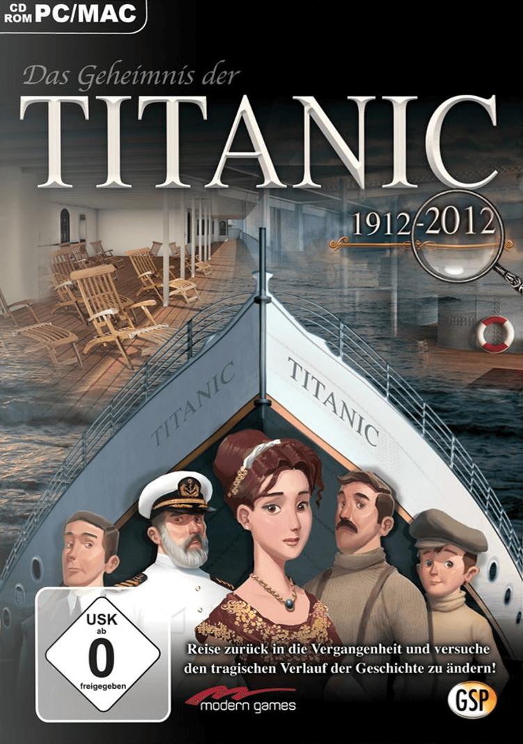 Das Geheimnis der Titanic (PC)