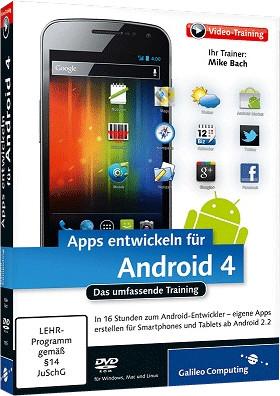 Rheinwerk Verlag Apps entwickeln für Android 4 ...