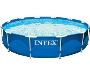 intex liner pour metal frame 457 x 122 11413 - Liner Pour Piscine Intex Tubulaire