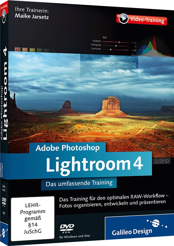 Rheinwerk Verlag Adobe Photoshop Lightroom 4 - ...