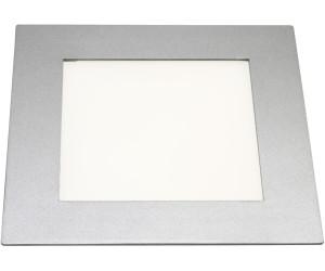 heitronic led panel 8w quadratisch 184mm rgb 27317 ab. Black Bedroom Furniture Sets. Home Design Ideas