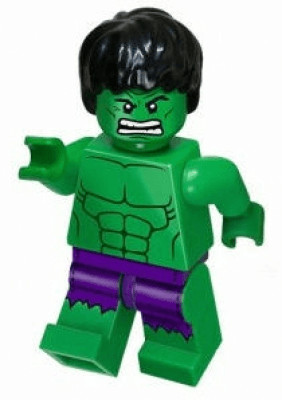 LEGO Marvel Super Heroes - Hulk (5000022)