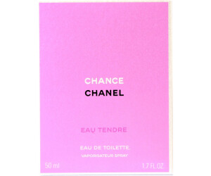 72155b0be Chanel Chance Eau Tendre Eau de Toilette au meilleur prix sur idealo.fr