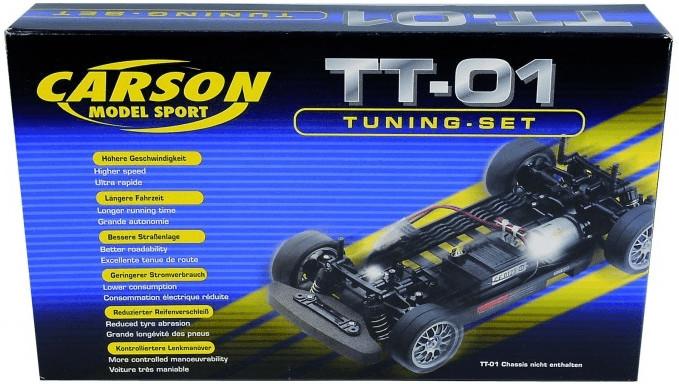 Carson Tuningsatz TT-01 / TT-01E (908123)