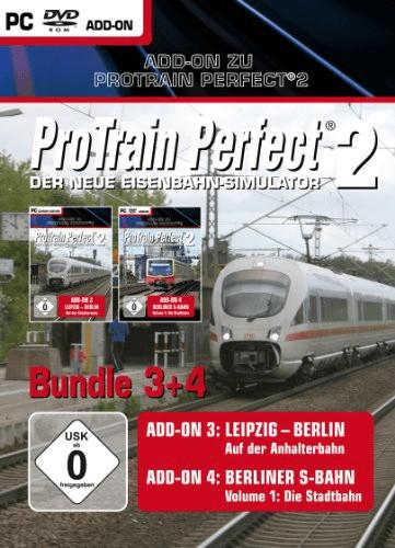 ProTrain Perfect 2: 3 + 4 (Add-On) (PC)