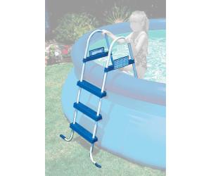 Intex poolleiter doppelseitig 122 cm 58974 ab 59 99 for Poolleiter bei obi