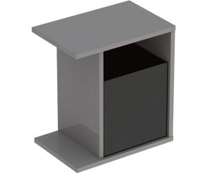 keramag icon xs seitenelement ab 222 51 preisvergleich. Black Bedroom Furniture Sets. Home Design Ideas