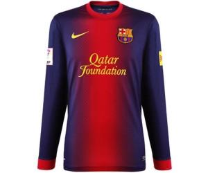 Fc 69 Barcelona 03 Camiseta Desde 20122013 Primera Manga Nike Larga TqUdvd