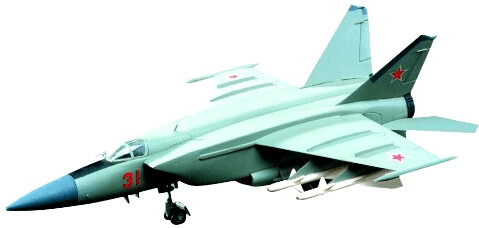 Minicraft MiG-25 Foxbat (14428)