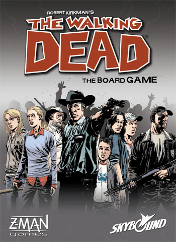 Z-Man Games The Walking Dead (englisch)