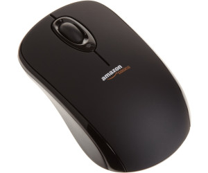 Image of AmazonBasics Wireless Mouse with Nano Receiver Black
