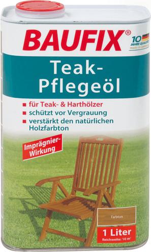 Baufix Teak-Pflegeöl teak 1 Liter