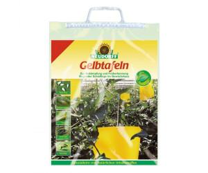 Gelbtafeln gro formatig 25 x 32 cm 25 st ck for Neudorff gelbsticker