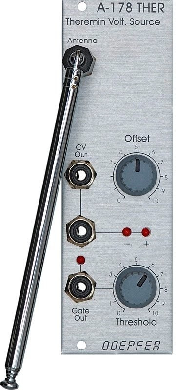 Image of Doepfer A-178 Theremin