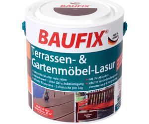 Baufix Terrassen- & Gartenmöbel-Lasur 2, 5 l ( div. Dekore )