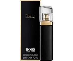 hugo boss nuit pour femme eau de parfum 50ml ab 31 99 preisvergleich bei. Black Bedroom Furniture Sets. Home Design Ideas