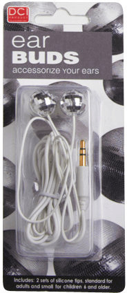 Image of DCI Disco Ball Ear Buds