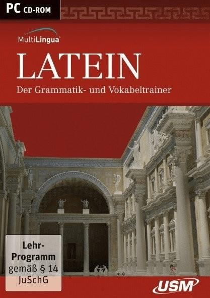 USM MultiLingua Latein - Der Grammatik und Voka...