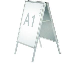 maul plakatst nder din a1 aluminium 66311 ab 79 88. Black Bedroom Furniture Sets. Home Design Ideas