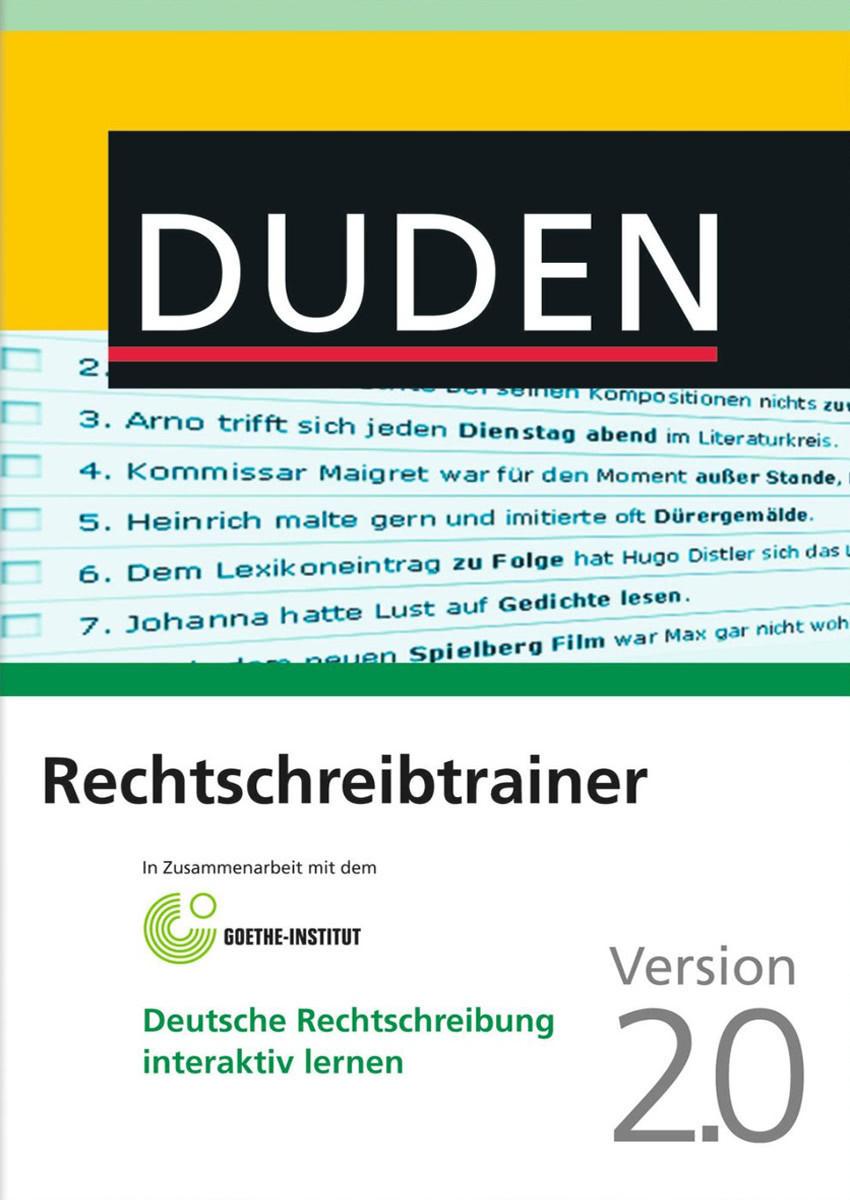 Duden Die deutsche Rechtschreibung (DE) (Win/Ma...
