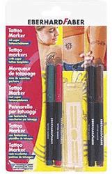 Eberhard Faber Tattoo Marker (889501BK)