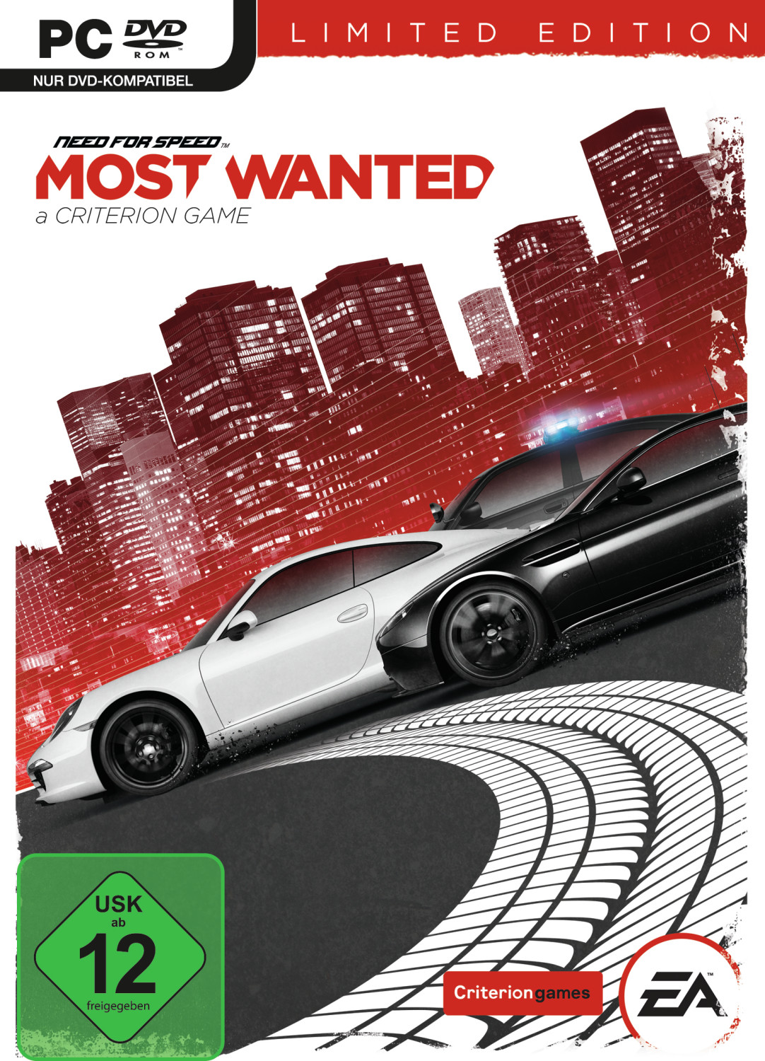 Need for Speed: Most Wanted a Criterion Game - ...