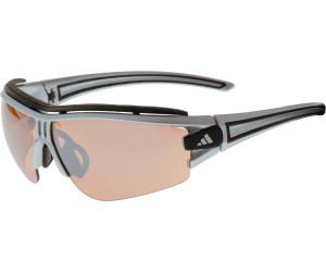 adidas Performance Adidas Performance Herren Sonnenbrille »Evil Eye Halfrim Pro L A167«, schwarz, 6072 - schwarz