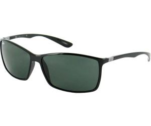 RAY BAN RAY-BAN Herren Sonnenbrille »LITEFORCE RB4179«, schwarz, 601/71 - schwarz/grün