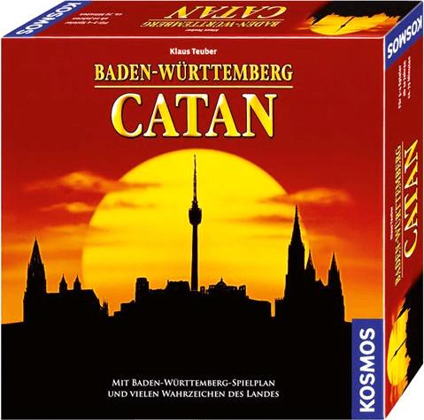 Kosmos Catan - Baden-Württemberg (693916)