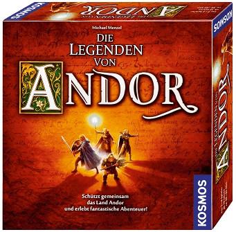 Kosmos Die Legenden von Andor (691745)