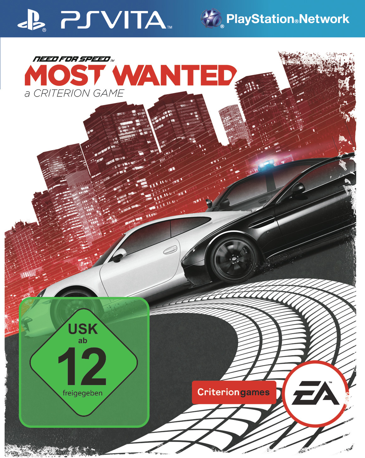Need for Speed: Most Wanted a Criterion Game (P...
