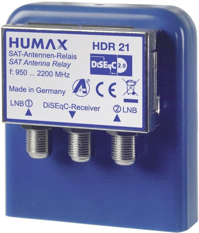 Humax HDR 2x1 WSG