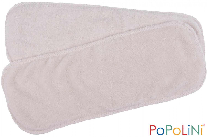 PoPoLini Windeleinlage Organic