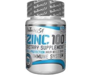 BioTech USA Zinc 100