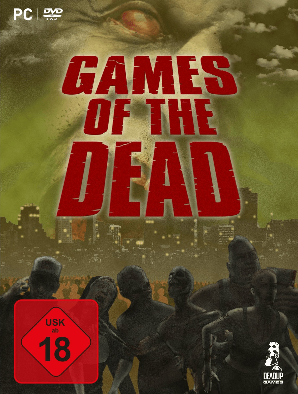 Games of the Dead: Trapped Dead + Deadly 30 + Dead Horde (PC)