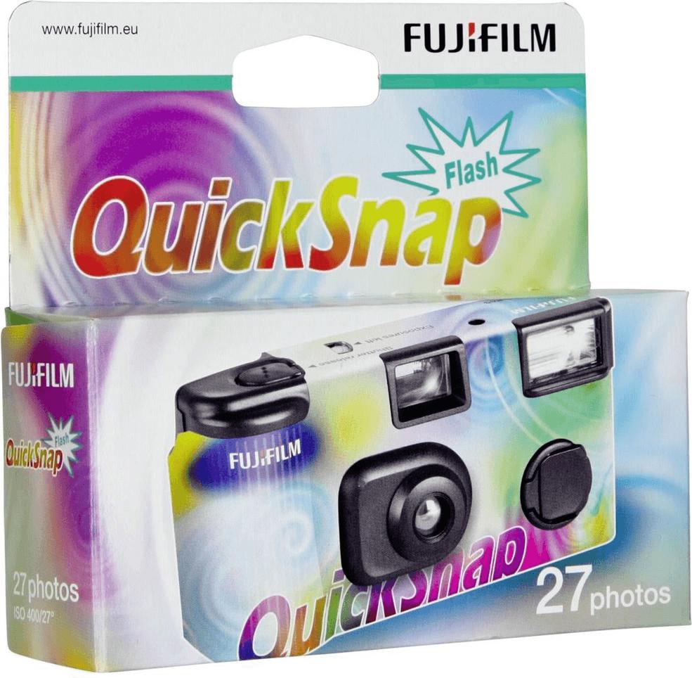 Fujifilm Quicksnap 27 Flash 400 multi-colour