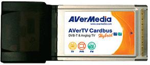 AVerMedia AVerTV Hybrid+FM Cardbus