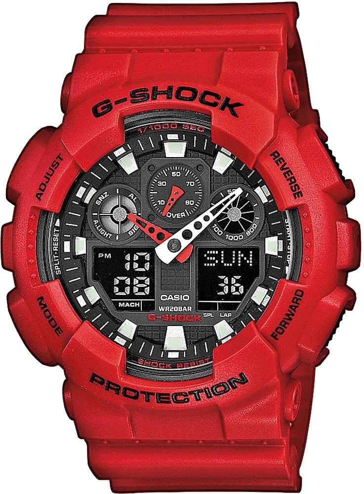 Casio G-Shock (GA-100B-4AER)
