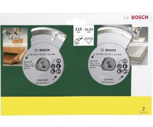 Bosch Diamant Trennscheiben O 115 Mm 2607019478 Ab 7 77 Feb