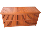 Gartenbox holz bei for Auflagenbox meranti