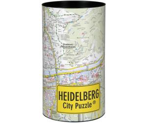 Extragoods City Puzzle - Heidelberg (500 Teile)