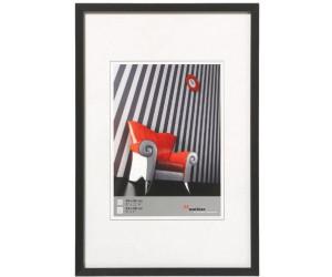 Alu Bilderrahmen Chair 10x15 schwarz