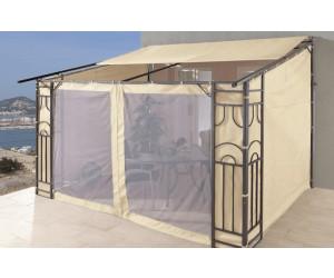 grasekamp ersatz seitenteile f r rollpavillon set romana ab 43 99 preisvergleich bei. Black Bedroom Furniture Sets. Home Design Ideas