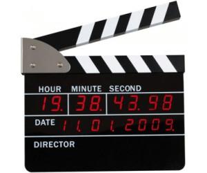 La Sur Meilleur Réveil Prix Au Chaise Clap Longue Cinéma TlKJ1Fc