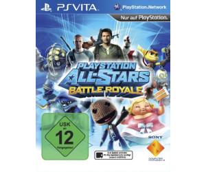 idealo DE PlayStation All-Stars: Battle Royale (PS Vita)