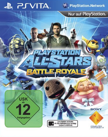 PlayStation All-Stars: Battle Royale (PS Vita)